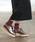 SESTO(セスト)の「厚底レースアップシューズ/マニッシュスタイルブーツ(ドレスシューズ)」|シルバー系その他