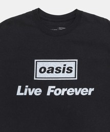 ADAM ET ROPE'(アダム エ ロペ)の【oasis for ADAM ET ROPE'】SONG LYRICS T-shirt(長袖)(Tシャツ/カットソー)