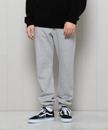 <H>LOGO SWEAT PANTS/パンツ