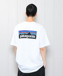 <patagonia>LOGO POCKET T-SHIRT/Tシャツ.