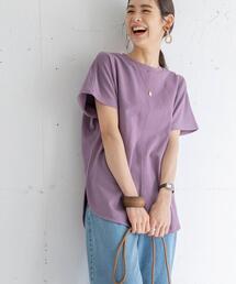 バイオミニ裏毛ビッグTシャツ