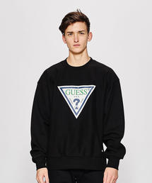 <GUESS GREEN LABEL> TRILOGO SWT CN/スウェット