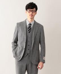 MACKINTOSH PHILOSOPHY(マッキントッシュ フィロソフィー)の「【EASY DRESSING】 ヒートツィード シングル2Bジャケット(テーラードジャケット)」