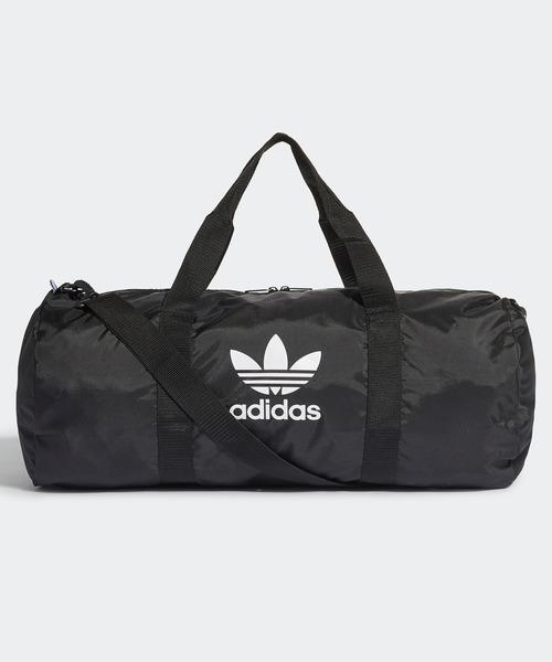 adidas(アディダス)の「アディカラー ダッフルバッグ [Adicolor Duffel Bag] アディダスオリジナルス(ボストンバッグ)」|ブラック