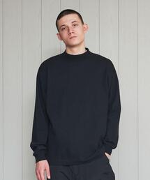 <H>COTTON LONG SLEEVE T-SHIRT/Tシャツ