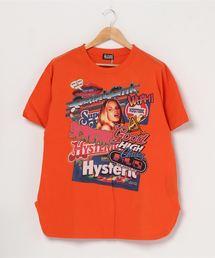 HG SOCIAL CLUB オーバーサイズTシャツオレンジ