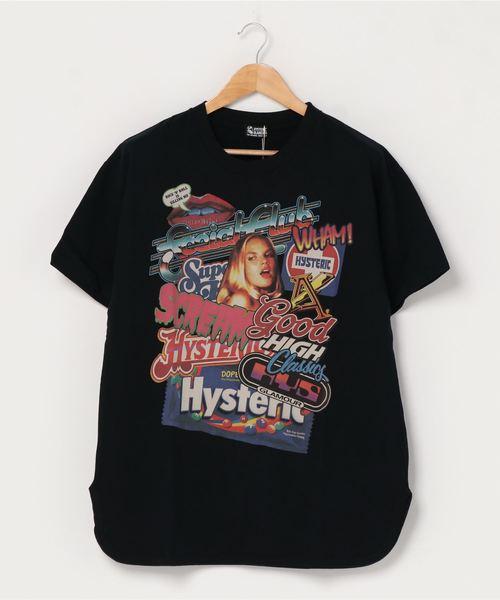 HG SOCIAL CLUB オーバーサイズTシャツ