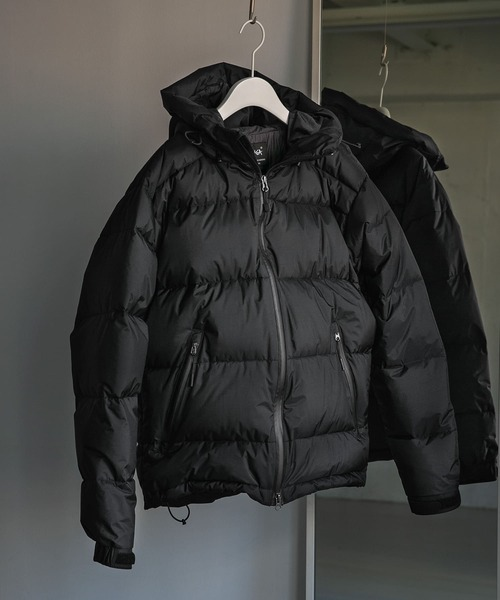 NANGA(ナンガ)の「【別注】NANGA×DOORS AURORA(ダウンジャケット/コート)」|ブラック
