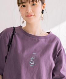 【WEB限定カラー】ベアイラストTシャツ#