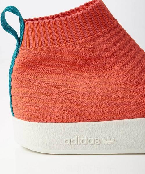 """adidas originals """"ADILETTE PK SOCK SUMMER""""スニーカー"""