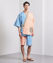<reyn spooner(レインスプーナー)> 甚平 ORIGINAL LAHAINA COLORBLOCK