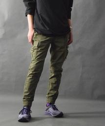 AKM Contemporary(エイケイエムコンテンポラリー)の【Web限定/別注】AKM Contemporary/エイケイエム/cargo pants/カーゴパンツ(カーゴパンツ)