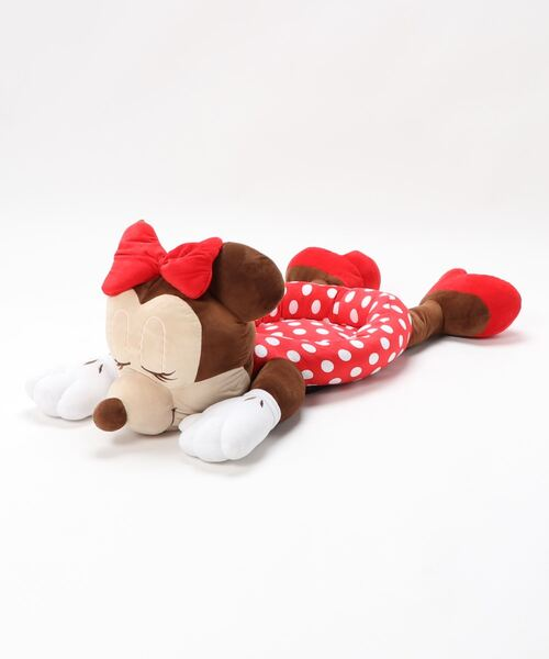 【Disney ディズニー】Disney ディズニー ミニーマウスお休みマット  ペット用品