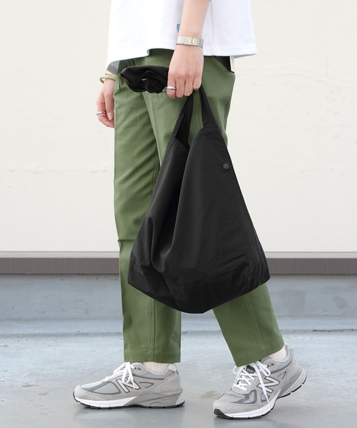 BURLAP OUTFITTER / バーラップアウトフィッター パッカブルキャリー ソリッド PACKABLE CARRY SOLID