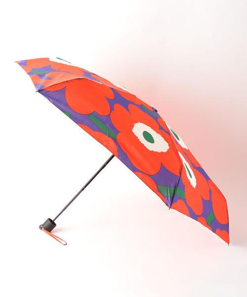 <marimekko>UNIKKO 折り畳み傘