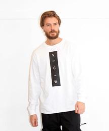 VIRGOwearworks(ヴァルゴウェアワークス)のVERTICAL VGW LST(Tシャツ/カットソー)
