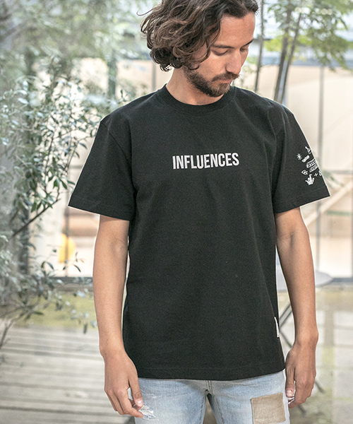mt4816-EFFECTEN×CAMBIO OH BOY READY TEDDY Tee Tシャツ