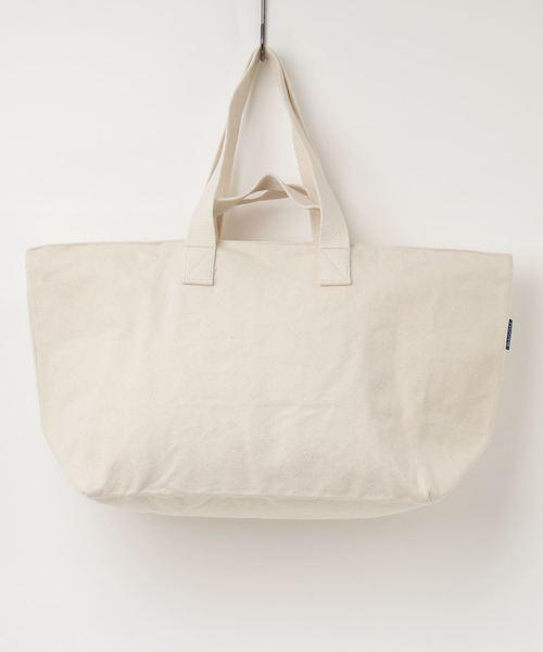collex(コレックス)の「BAGG・ウィークエンドバッグ(ハンドバッグ)」|ホワイト