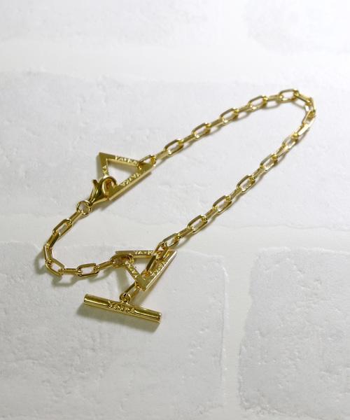 【YArKA/ヤーカ】silvevr925 2way bracelet&ankle [cirpor3]/2ウェイブレスレット&アンクレット
