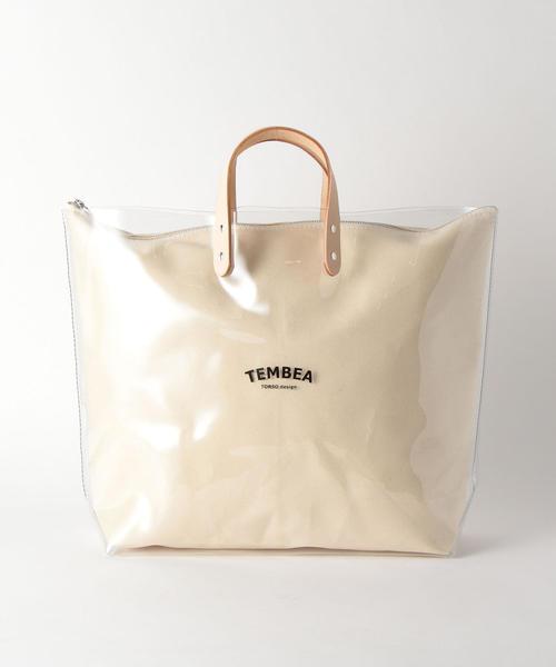 <TEMBEA(テンベア)> PVC PAINTER TOTE/バッグ