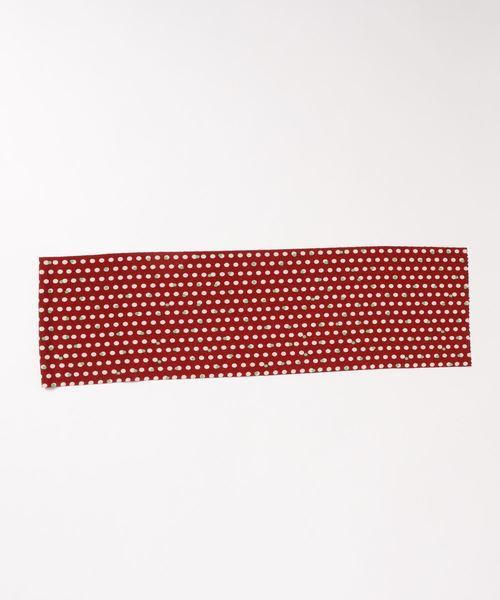 Tokyo135°(トウキョウヒャクサンジュウゴド)の「柄半衿 ポリエステル(和装小物)」|レンガ