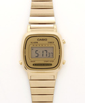 CASIO | 【CASIO/カシオ】CASIO degital metal LA-670WGA(腕時計)