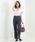 Demi-Luxe BEAMS(デミルクス ビームス)の「AURALEE / シームレス VネックTシャツ(Tシャツ/カットソー)」|詳細画像