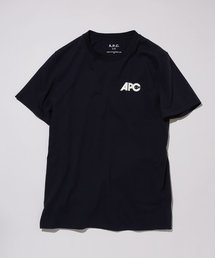 0e70356758d1 A.P.C. HOMME(オム)の「T-SHIRT BURNETTE /A.P.C. US(T