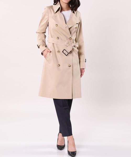 【お得】 ベルト付きトレンチコート(トレンチコート)|INED(イネド)のファッション通販, ring:08d3df19 --- 5613dcaibao.eu.org