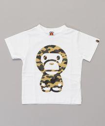 1ST CAMO BIG BABY MILO TEE K(Tシャツ/カットソー)