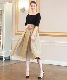e791b78b6dd11 レディースのドレス(イエロー 黄色系)ファッション通販 - ZOZOTOWN