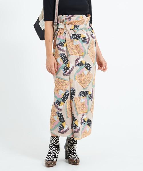 【超特価sale開催!】 コットンボイルベッドルームプリント THEATRE ラップスカート(スカート)|THEATRE PRODUCTS(シアタープロダクツ)のファッション通販, アカシシ:9f72021d --- steuergraefe.de