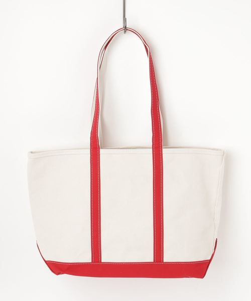 【L.L.Bean/エルエルビーン】CANVAS TOTE BAG LARGE Handles/Long