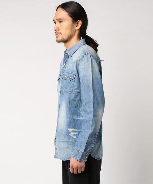 リメイクデニムシャツ~JAPAN MADE~