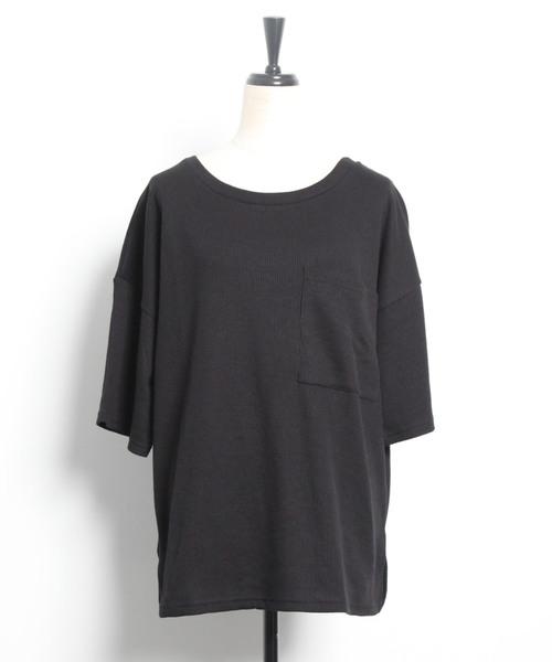 ワッフルビッグTシャツ