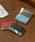 Add+(アッド)の「シンセティックレザー×ステンレス カードケース 名刺入れ(名刺入れ)」|詳細画像