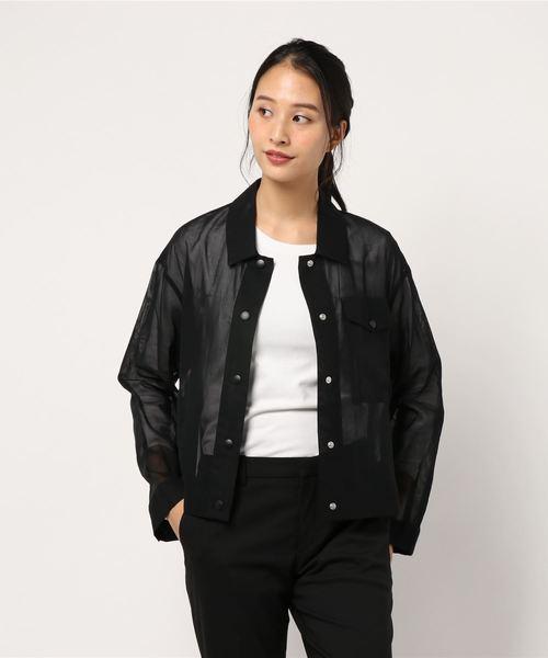 【60%OFF】 ショートジャケット(その他アウター)|MIDIUMISOLID(ミディウミソリッド)のファッション通販, 雑貨屋ポン:2dab0ce9 --- pyme.pe