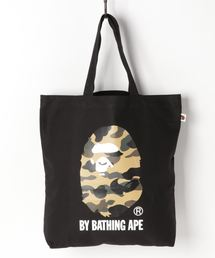 1ST CAMO APE HEAD TOTE BAG L(トートバッグ)