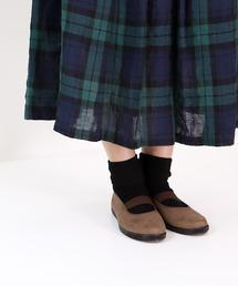 【MOONSTAR / ムーンスター】BALLET SHOES バレエスリッポン/上履きスニーカーブラウン