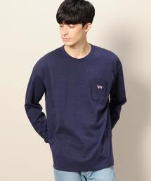 【別注】 <VOTE MAKE NEW CLOTHES> POKET LS TEE/Tシャツ ◆