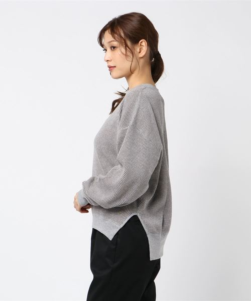 SERGE / サージ THERMAL COCOON-L/S T / サーマルコクーンロングスリーブT 001-JER-34T