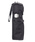 POLO RALPH LAUREN(ポロラルフローレン)の「日傘 【ジャガード×レース】(折りたたみ傘)」 ブラック