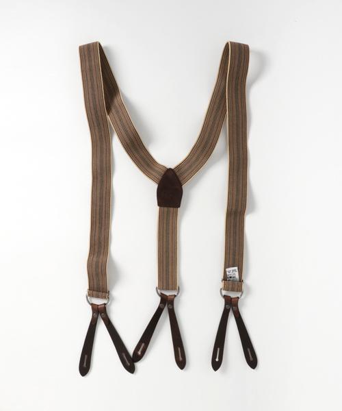 LEVI'S(R) VINTAGE CLOTHING サスペンダー マルチストライプ