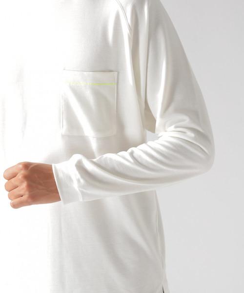 ステッチライン長袖Tシャツ