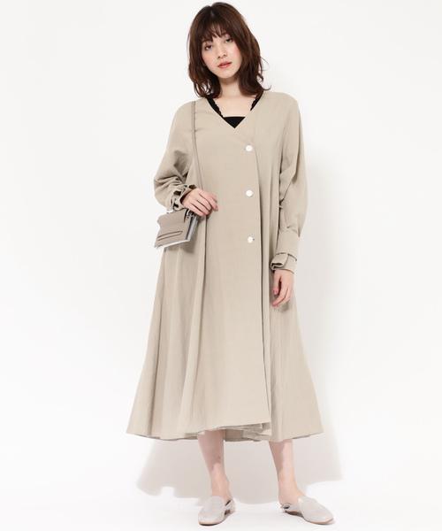 春新作の 【セール】(P.P)Vネックライトコート(ダウンジャケット/コート)|ROSE セール,SALE,ROSE BUD(ローズバッド)のファッション通販, 優先配送:f92bb220 --- blog.buypower.ng