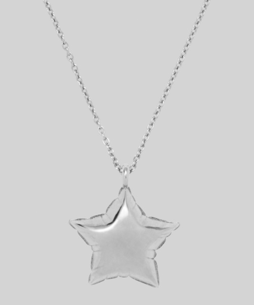 new styles 9d64e e18e7 THE BALLOON STAR PENDANT/ザ バルーン スター ペンダント ネックレス