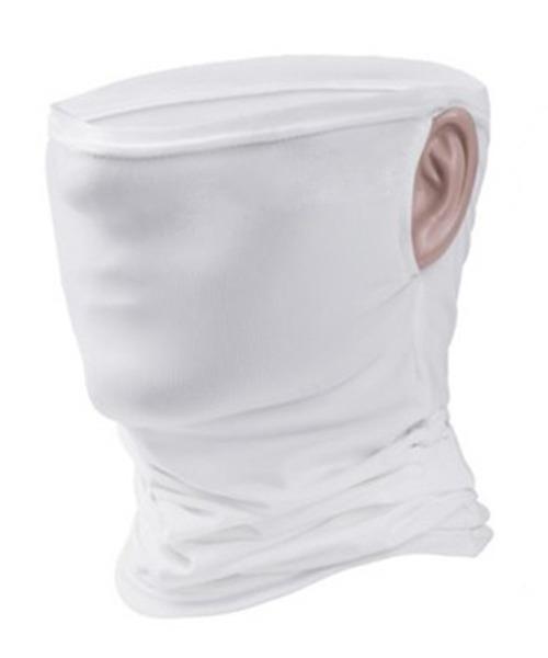 UVフェイスガード シンプル FACE MASK スポーツマスク ランニング マスク 接触冷感素材