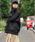 Champion(チャンピオン)の「【Champion】レディース チャンピオン リバースウィーブ クルーネック スウェット 12オンス(スウェット)」|詳細画像