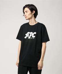 A.P.C.(アー・ペー・セー)のT-SHIRT MARKY /A.P.C. US(Tシャツ/カットソー)