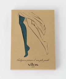 <VITOS(ヴィトス)>SPARKLING タイツ ◆
